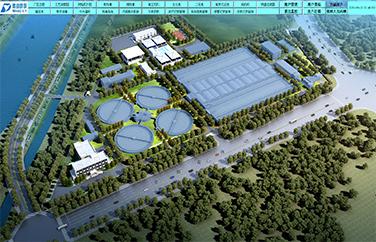 江西南昌红谷滩污水厂提标改造项目