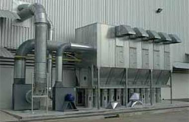 广德独山南方水泥有限公司窑头电改袋项目